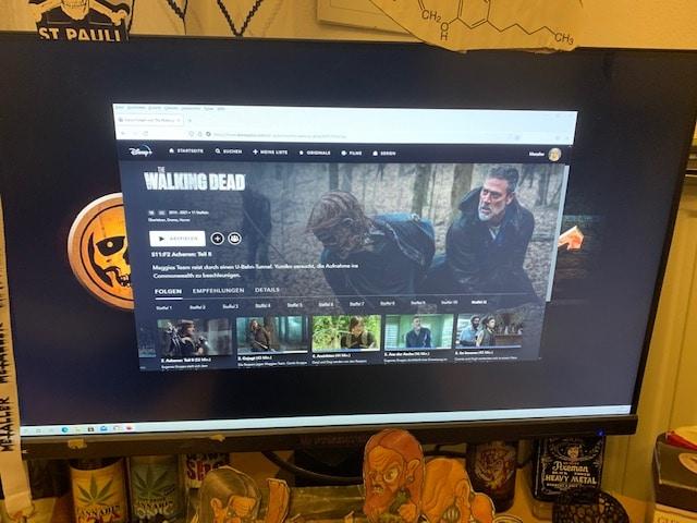 The Walking Dead Staffel 11 Episode 6 (Folge 159) - Im Inneren (On the Inside)