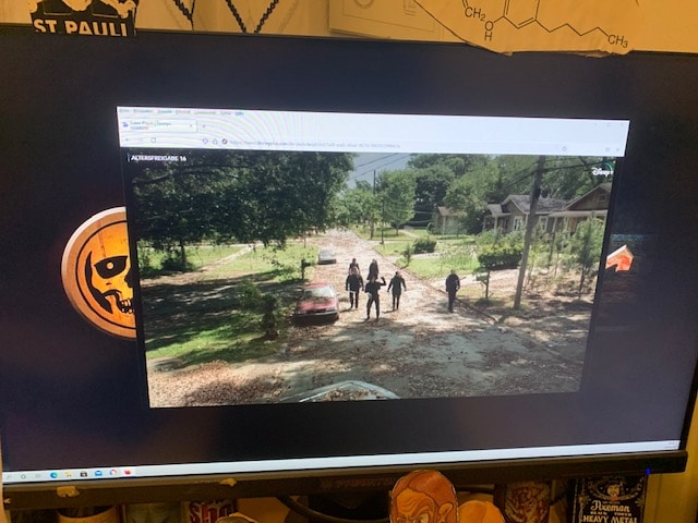 The Walking Dead Staffel 11 Episode 6 (Folge 159) - Im Inneren (On the Inside) by AMC