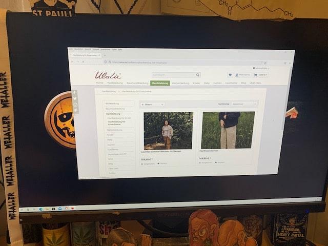 Ulalü Online Shop mit nachhaltiger (Kinder-) Mode für Outdoor-Aktivitäten