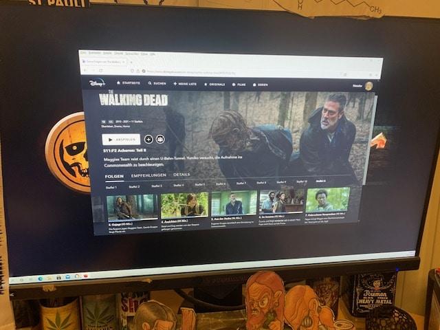 The Walking Dead Staffel 11 Episode 7 (Folge 160) - Gebrochene Versprechen (Promises Broken) by AMC